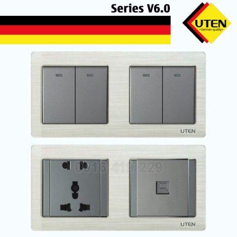 Bộ mặt liền đôi Uten V6.0 (Nhân tùy chỉnh)