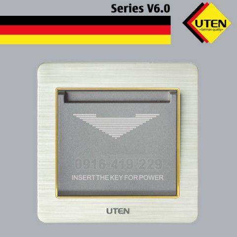 Công tắc thẻ từ 30A UTEN V6.0G-1D/J