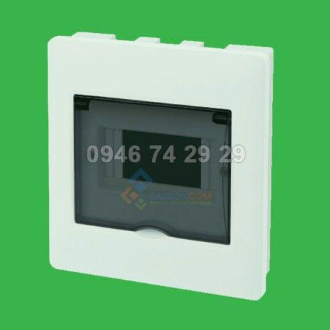 Vỏ tủ điện âm tường MPE TS4