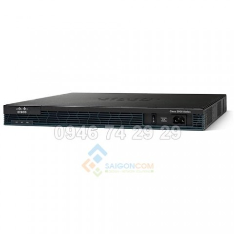 Router CISCO 2901/K9