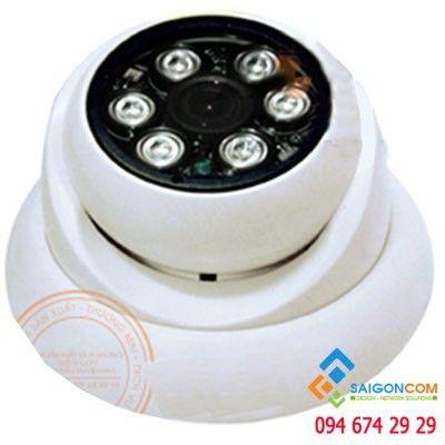 Camera IP 5.0mp hồng ngoại 30m sử dụng trong nhà