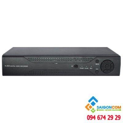 Đầu ghi IP 4 Kênh SCam SG6004NVR