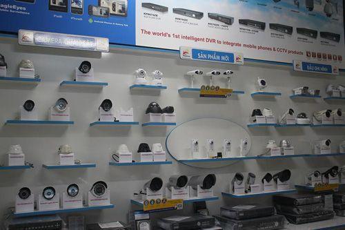 Cửa hàng bán camera uy tín ở tphcm