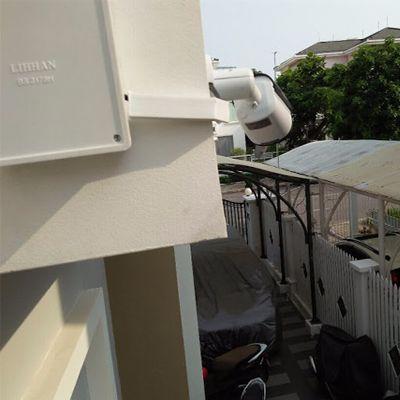 Lắp đặt camera ở Tiền Giang
