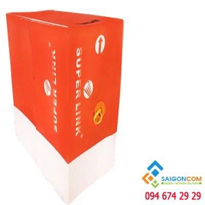 Cáp mạng CAT 5E SFTP Superlink 1