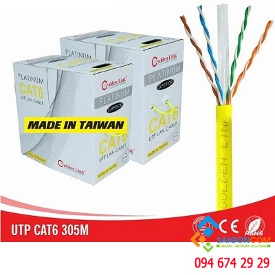 Golden Link UTP CAT6