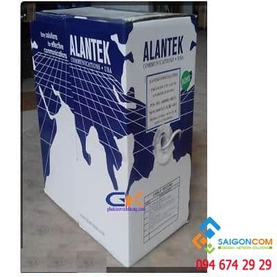 Cáp mạng Alantek Cat5e UTP 4 đôi 1