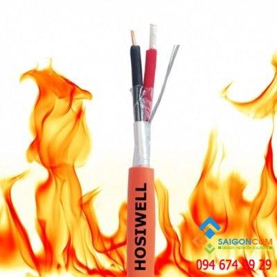 Cáp chống cháy Hosiwell 1P x 1.0 mm²500m/cuộn.