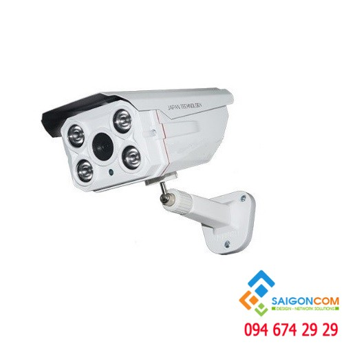 Camera IP hồng ngoại J-TECH  HD5635B -2.0mp