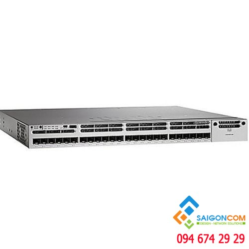 Switch 24 port Cisco WS-C3850-24XS-S