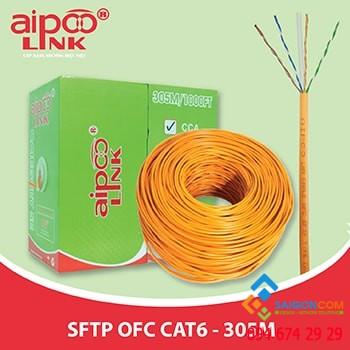 SFTP OFC CAT 6