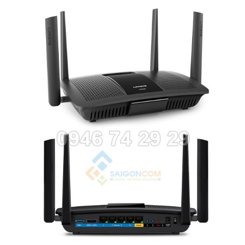 Linksys EA8500 MAX-STREAM™ AC2200 TRI-BAND Wi-Fi Router