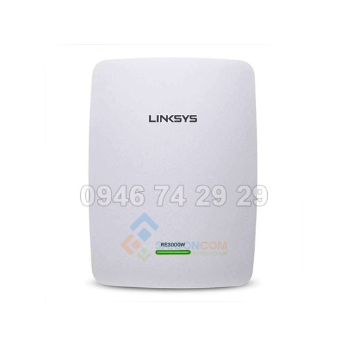 LINKSYS RE4100W WIFI RANGE EXTENDER,N600