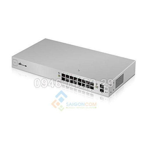 thiet bi chuyen mach unifi switch us 16 150w