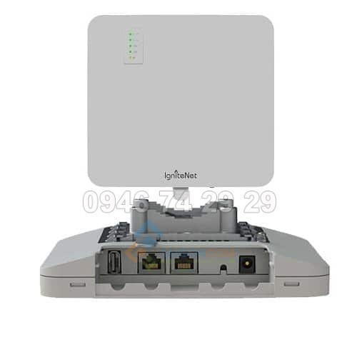 Thiết bị wifi  SP-W2-AC1200 , Wave2 Access Point 1.2 Gbps, công suất mạng