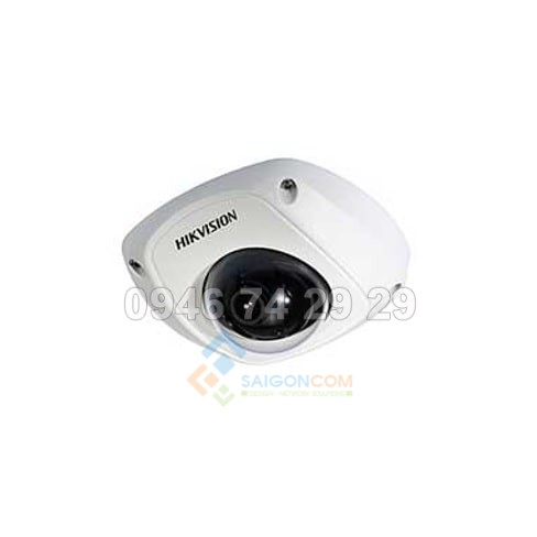 Camera Hikvision IP bán cầu mini DS-2CD2520F 2.0MP