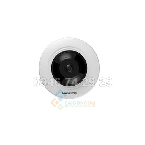 Camera mắt cá Hikvision DS-2CD2935FWD-IS IP 3.0MP Hồng ngoại 8m H.265+
