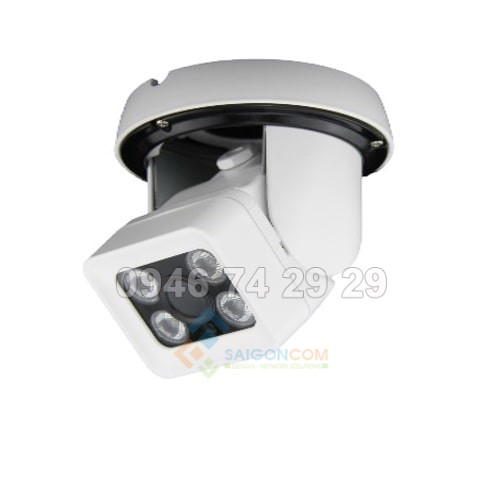 Camera Escort IP DOME hồng ngoại Led ARRAY (vỏ sắt) ESC-1311ND 1.3MP
